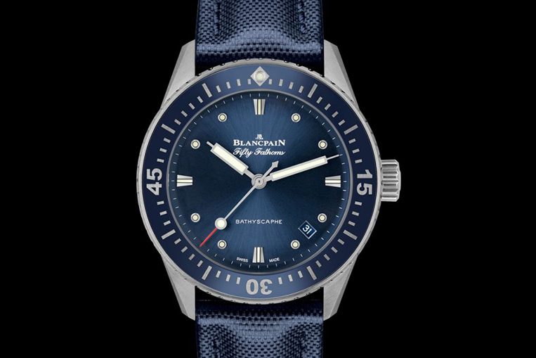 Blancpain Fifty Fathoms Bathyscaphe 38