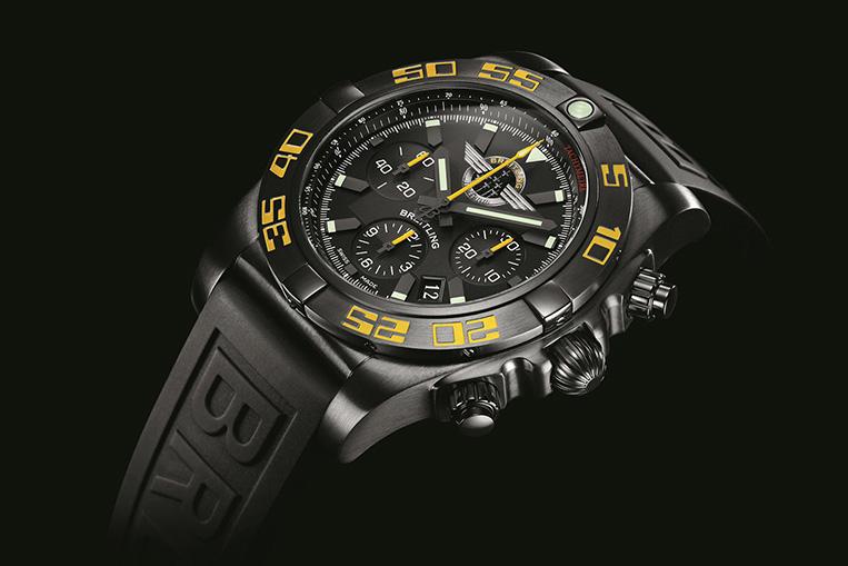 Breitling Chronomat Jet Team American Tour