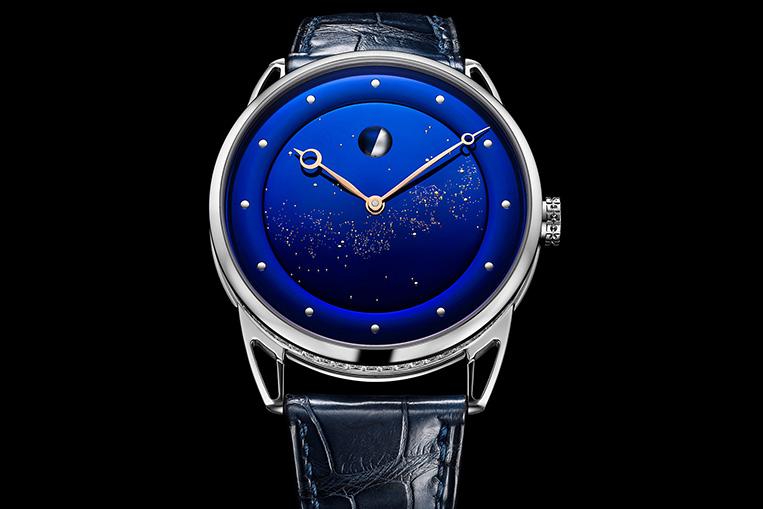 De Bethune DB25L Milky Way Watch