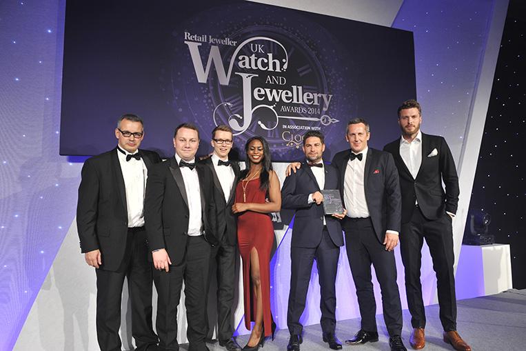 Watchfinder wins Watch Retailer of the Year