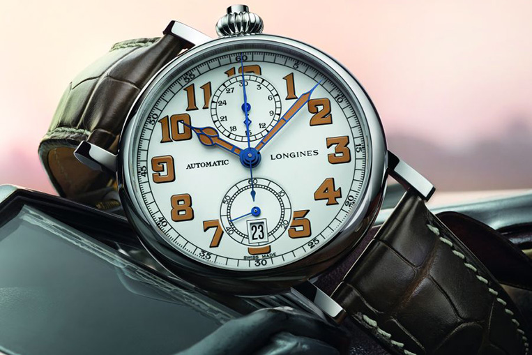 Longines Avigation Chronograph