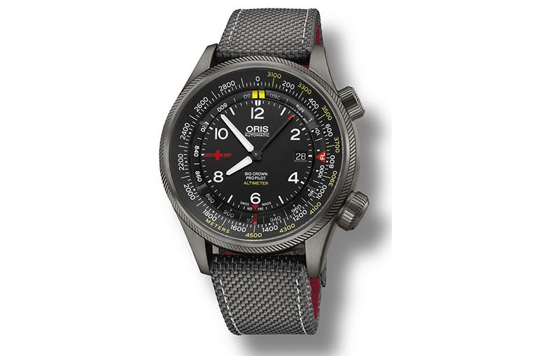 Oris Altimeter Rega Limited Edition