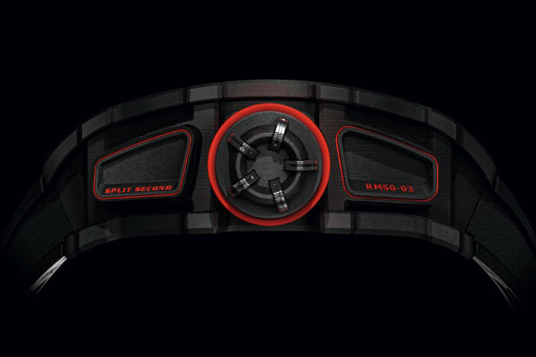 Richard Mille RM 50-03 McLaren F1 case sideview