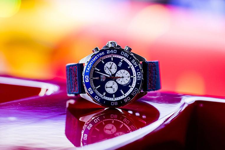 TAG Heuer Formula 1 Red Bull Racing Chronograph