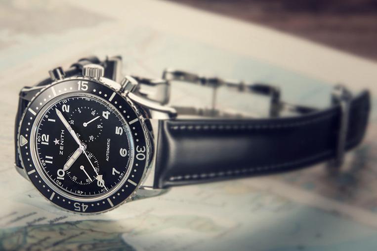Zenith Heritage Revival Cronometro Tipo CP-2