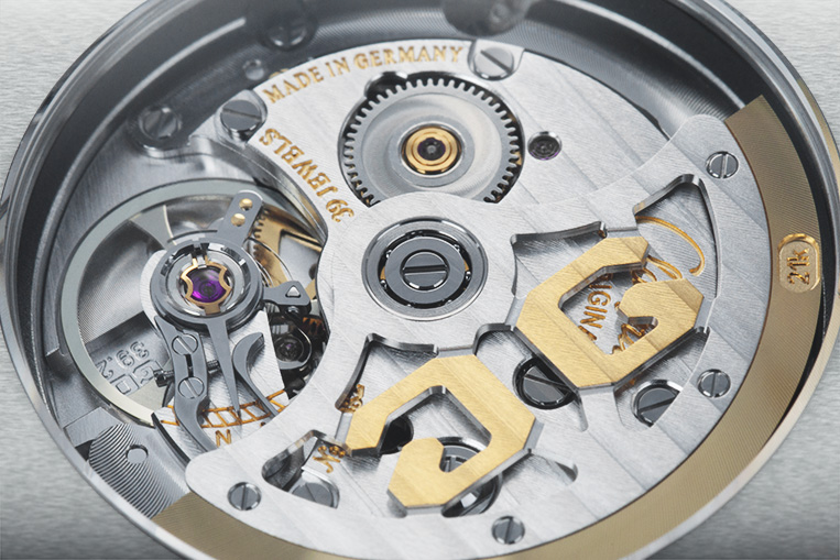 Glashutte Original movement