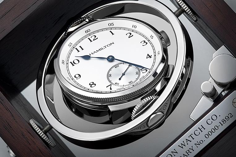Hamilton Khaki Navy Pioneer Limited Edition chronometer