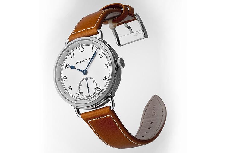Hamilton Khaki Navy Pioneer Limited Edition watch