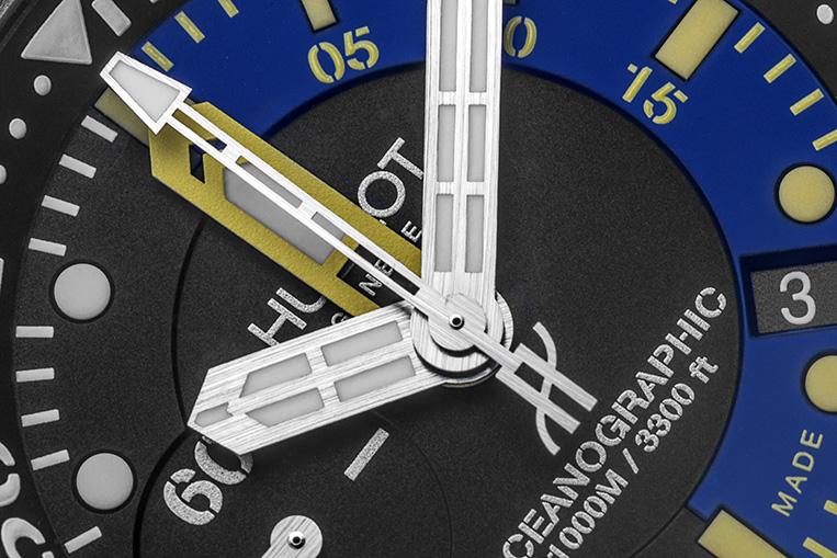 King Power Oceanographic watch