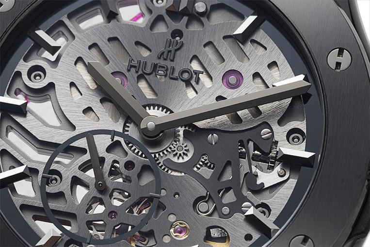 Hublot Classic Fusion Extra-Thin close up