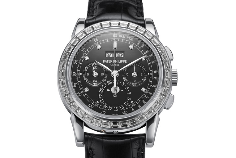 Patek Philippe Grand Complications Chronograph 5971P