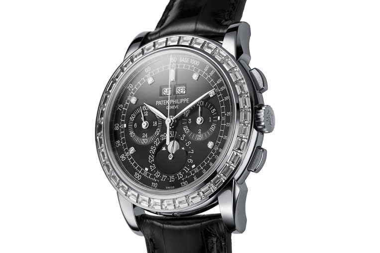 Grand Complications Chronograph 5971P side view