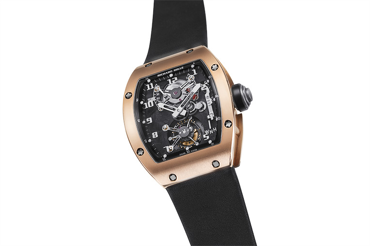Richard Mille RM002 casefront