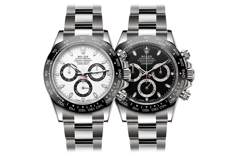 rolex daytona 116500 ln photo guide any interest watches. Black Bedroom Furniture Sets. Home Design Ideas