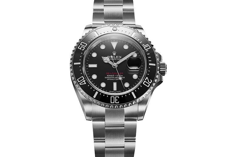 Rolex Sea-Dweller 126600 front