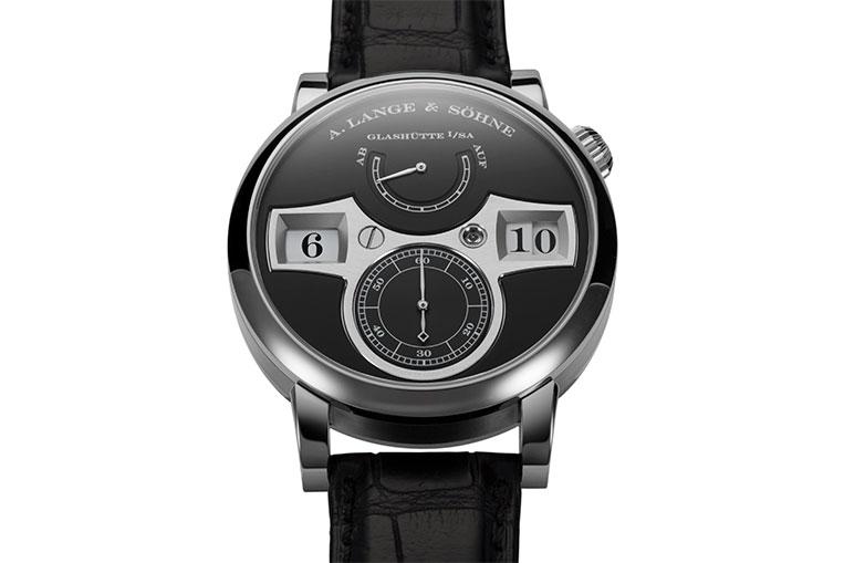 Zeitwerk - the mechanical digital watch