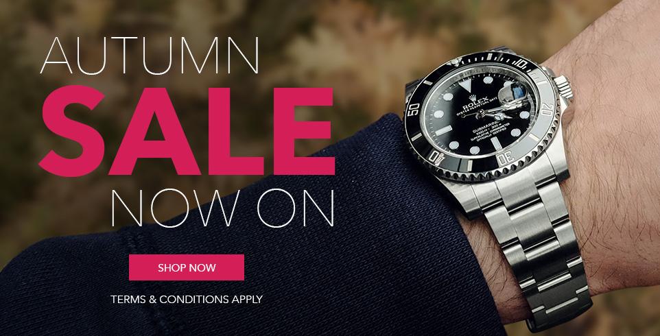 Autumn Sale Offer