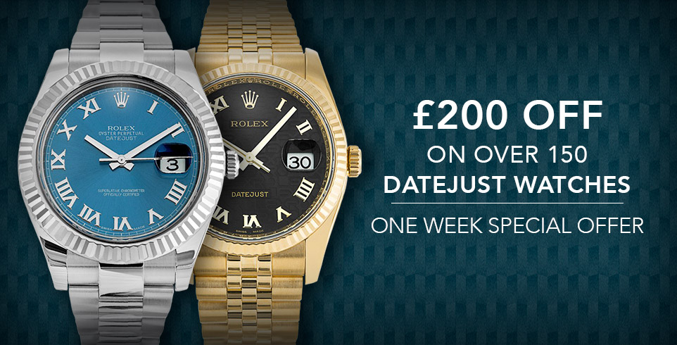 Datejust Special Offer