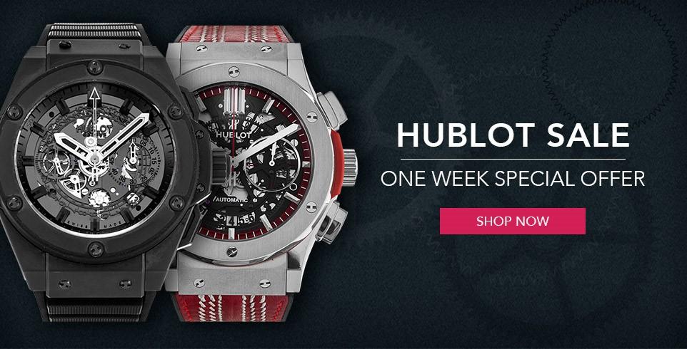 Hublot Special Offer week