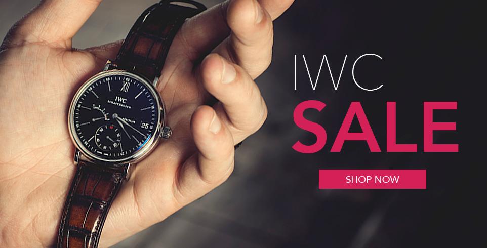 IWC Sale