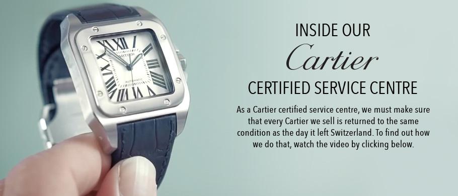 Cartier Service Centre